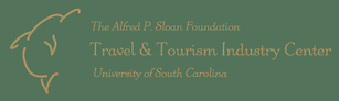 The Alfred P. Sloan Foundation Travel and Tourism Industry Center at the University of South Carolina